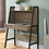 Thumbnail: Driftwood Desk with Hutch