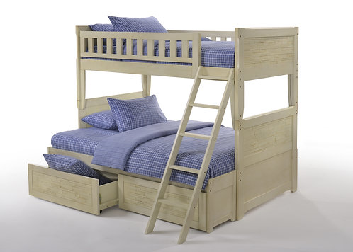 Cape Cod Dolphin Bunk Bed