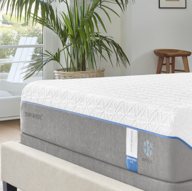 Tempur-Pedic Cloud Supreme Breeze 2.0