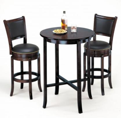 Round Pub Table