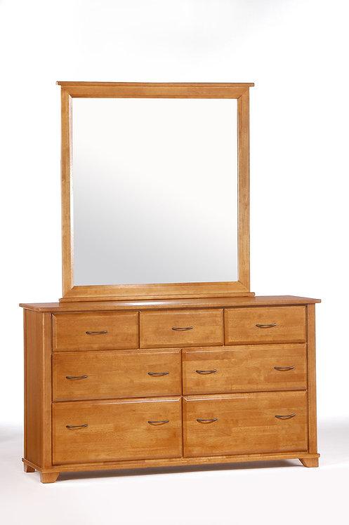 Juniper 7 Drawer Dresser
