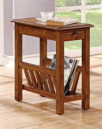 Mission-Style Side Table
