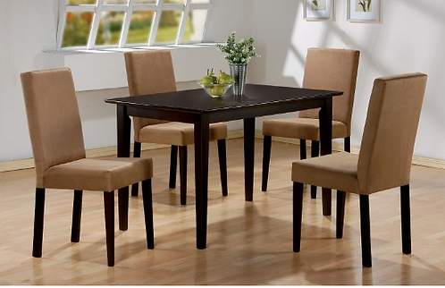 Cappuccino Rectangular Dinette Table