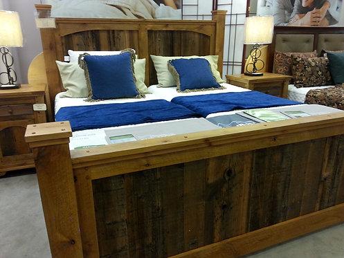 Rustic Ridge Bed Frame