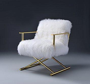 Tibetan Wool V-Base Chair