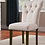 Thumbnail: Button Tufted Dining Chairs