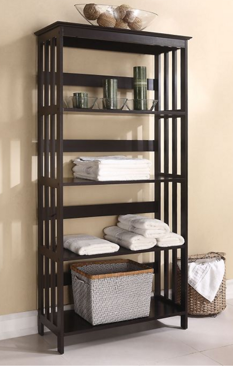 4 Shelf Bathroom Storage Rack