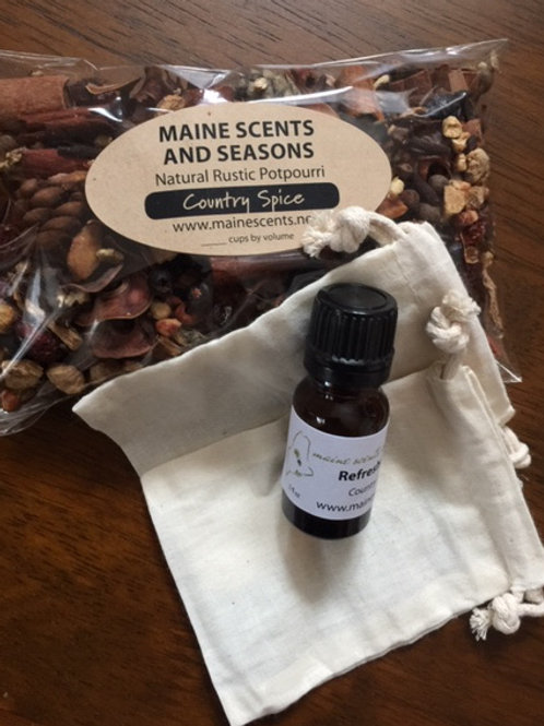 Country Spice Sachet Combo