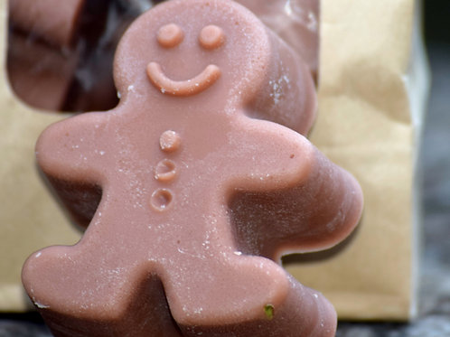 Gingerbread Men Wax Melts