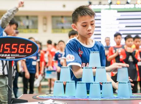 競技疊杯運動 恆常訓練班課程概覽