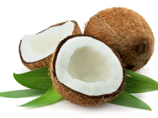 Why I'm Nuts about Coconuts