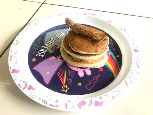 Recipe Idea: Perfect Fluffy Pancakes (Gluten Free Dairy Free)