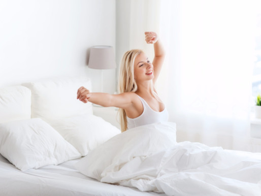 Sleep part 2: Top 5 tips for a deeper, more restful night's sleep.