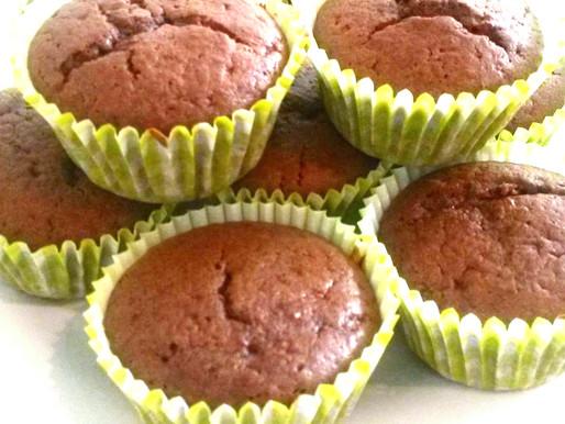 Quinoa Flour Chocolate Cupcakes