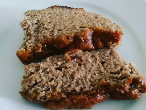 Blog Series: Power Breakfasts for Supercharged Mornings - Paleo Banana Bread