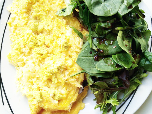 Just a cauliflower omelette? Check out the amazing health benefits of these 5 simple ingredients..