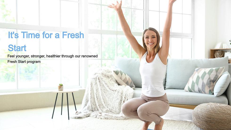 2021 Fresh Start Program (Intake 1)