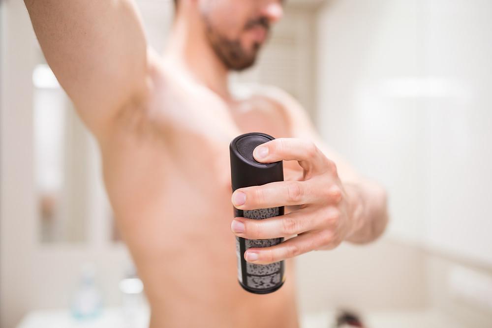 Toxic Chemicals in Deodorant