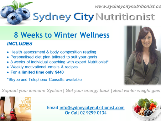 8 Weeks to Winter Wellness