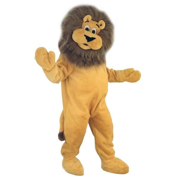 mascotte-deguisement-lion