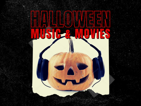 Best Halloween Music & Movies
