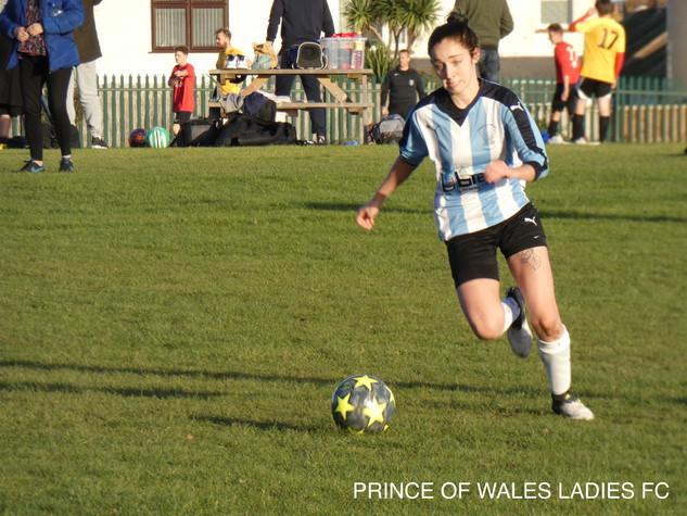POWFC - Away Game
