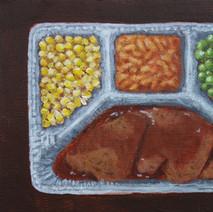 Beef TV Dinner