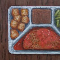 Meatloaf TV Dinner