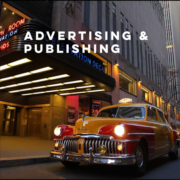 ADVERTISING & PUBLISHING