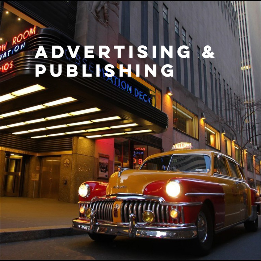ADVERTISING & PUBLISHING