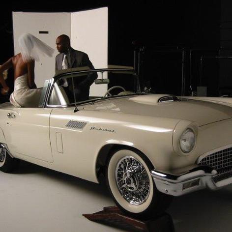 1957 Ford Thunderbird Convertible Coupe