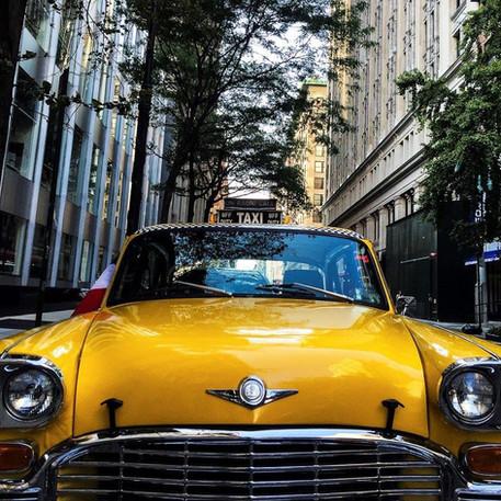 1967/1968/1969 Checker Taxicabs