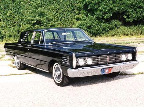 1965 Mercury Monterey 'Breezeway' Sedan