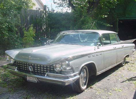 1959 Buick Electra Hardtop Sedan