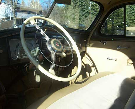 1937 Buick Series 40 Opera Coupe