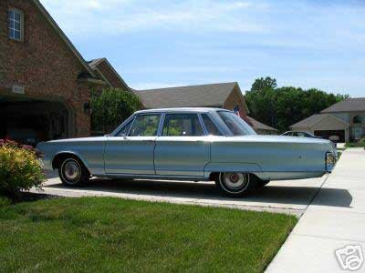 1965 Chrysler Newport Sedan