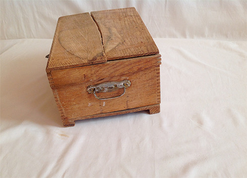 Sewing Box (Before)