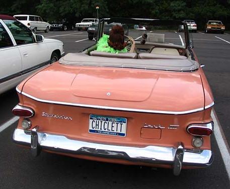 1961 Studebaker Lark VIII Regal Convertible Coupe