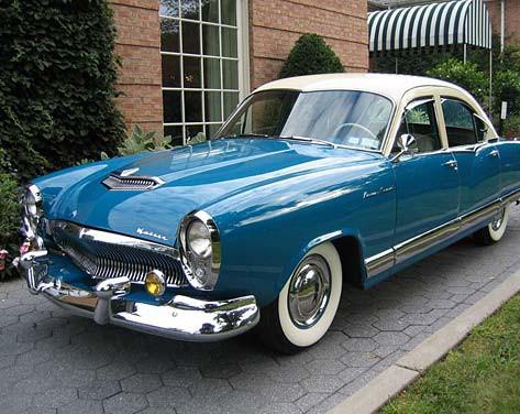 1954 Kaiser 'Early Special' Sedan