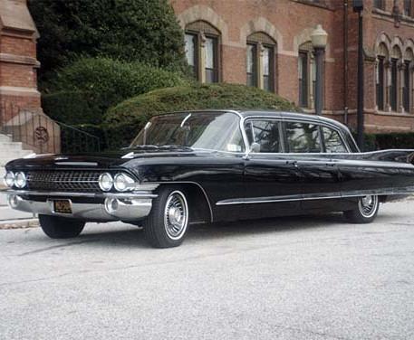 1961 Cadillac Series 75 Limousine