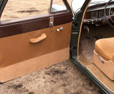 1950 Dodge Coronet Club Coupe