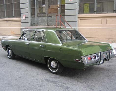 1971 Dodge Dart Sedan