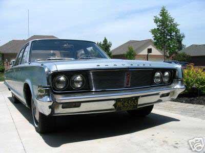 1965 Chrysler Newport Sedan