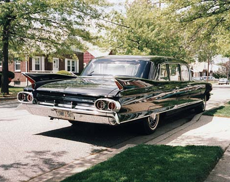 1961 Cadillac Series 75 Limousine