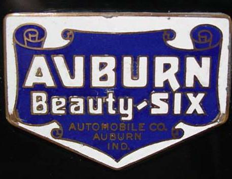 1919 Auburn 'Beauty Six' Open Touring