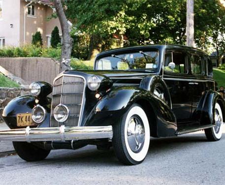 1935 Cadillac Eight Series 20 Sedan