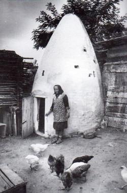 09_Tyúkól a bajai szőlőkben (1978, Kunko