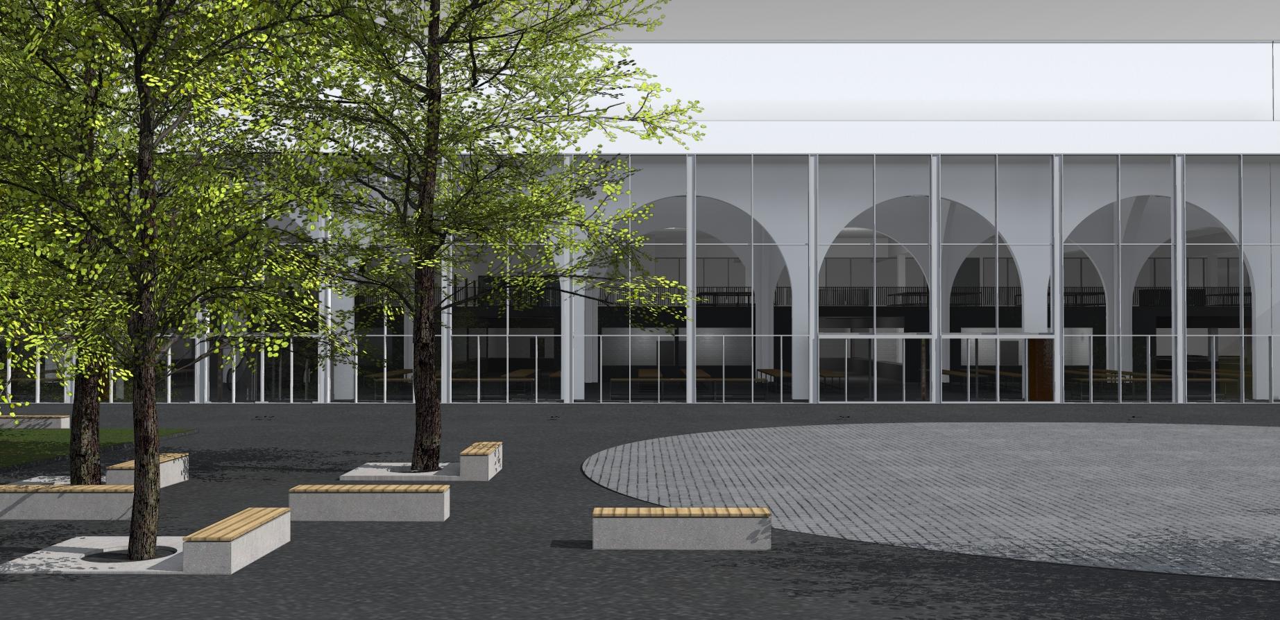 Új Pécsi Vásárcsarnok