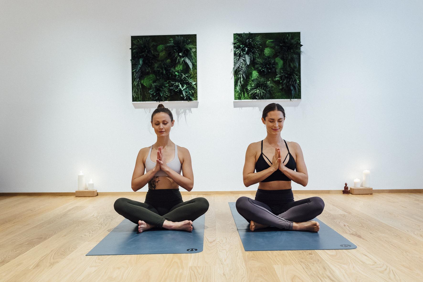 Ausgebucht - Beginner Yoga Kurs 29.10.2019