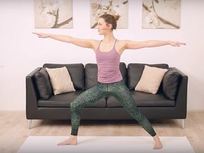 Online Yoga - Anfänger Yoga Flow